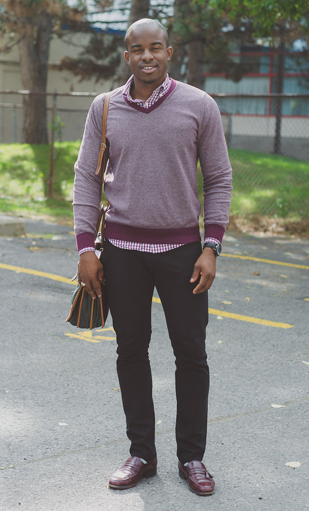 maroon-vneck-sweater