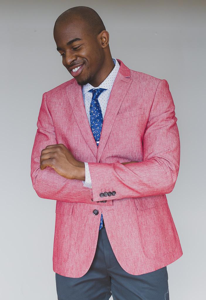 pink-linen-blazer-men