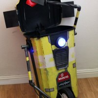 DIY Borderlands Claptrap Trashcan