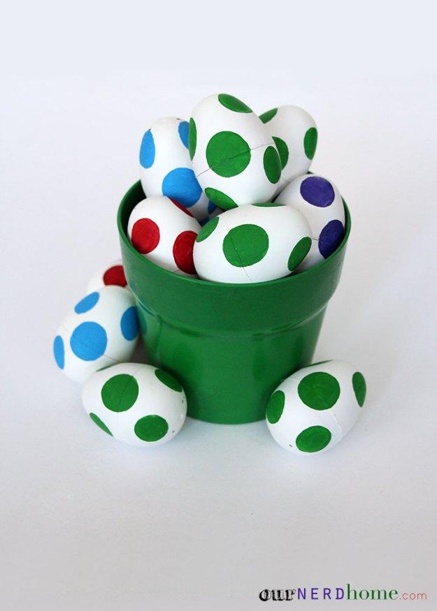 Yoshi Easter Egg DIY