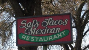 Mexican Food: Sal's Tacos in West Sacramento, CA