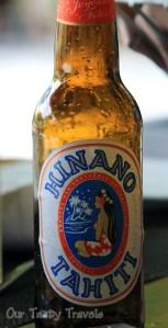 Hinano: The Beer of Tahiti