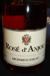 Old World Wines: Monmousseau 2004 Rose D'Anjou