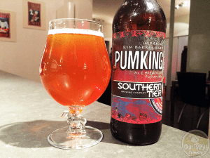 Pumking Imperial Rum Barrel Aged by Southern Tier Brewing Company – #OTTBeerDiary Day 330