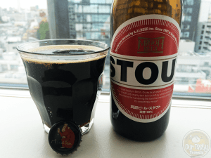 Minoh (Koi-Koi) Stout by A.J.I. Beer Inc. – #OTTBeerDiary Day 316