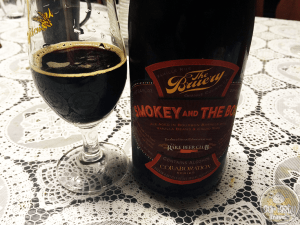 Smokey And The Bois by The Bruery – #OTTBeerDiary Day 374