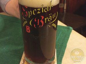 Märzen Rauchbier by Brauerei Spezial – #OTTBeerDiary Day 364