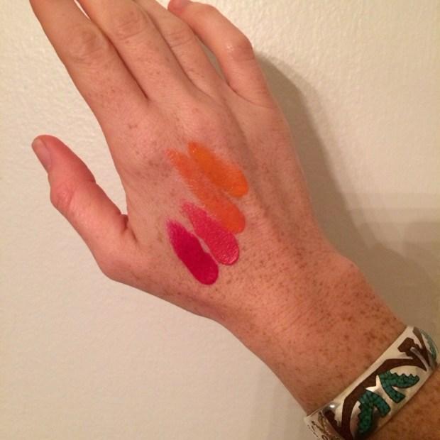 crayon lipgloss