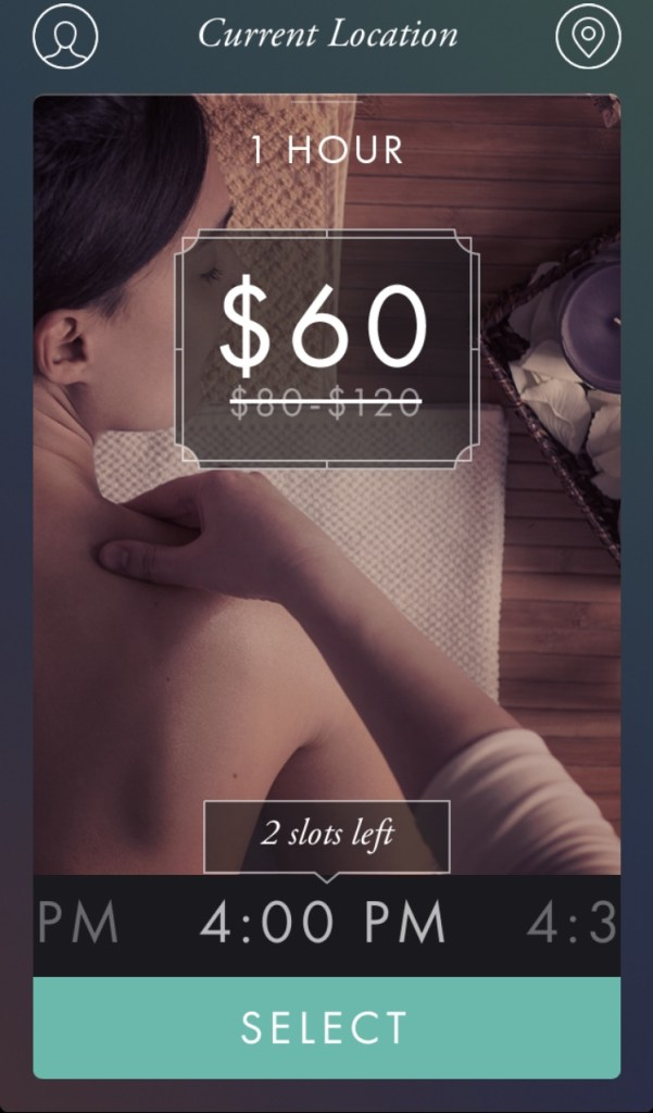 Massage Now