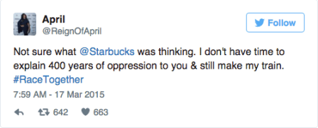 http://www.adweek.com/adfreak/internet-united-despising-starbucks-race-together-cup-campaign-163540