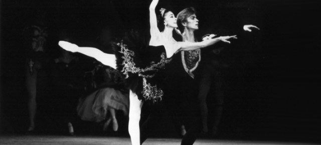 Shall We Dance Friday: Encore Performance Nureyev and Fonteyn Swan Lake Act III excerpts