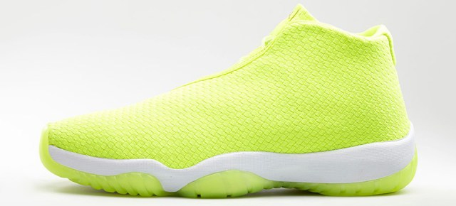 "O & A with WaleStylez: Air Jordan Future ""Volt"""