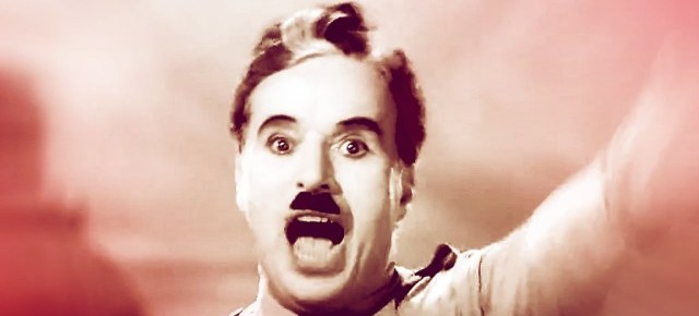 Hollywood Monday: The Great Dictator- A Memorial Day Tribute
