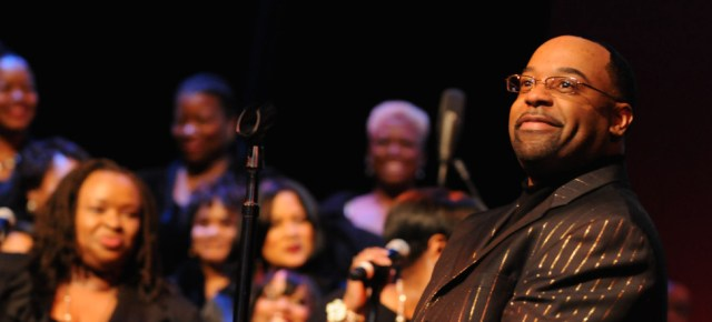 O&A Gospel Sunday: Kurt Carr and The Kurt Carr Singers – For Every Mountain