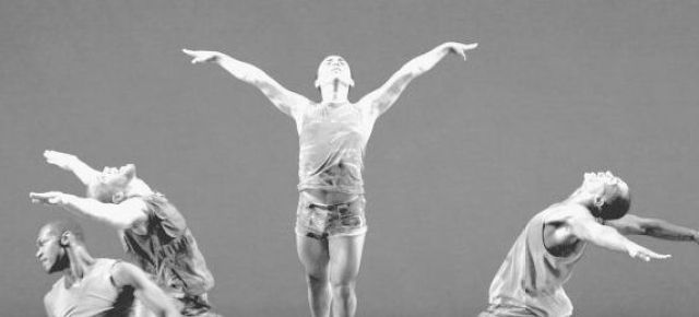 Shall We Dance Friday: Dman In the Waters (1998)- Bill T. Jones /Arnie Zane Dance Company