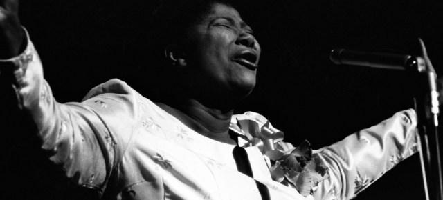 8/24/14- O&A Gospel Sunday: Mahalia Jackson- The Queen Of Gospel