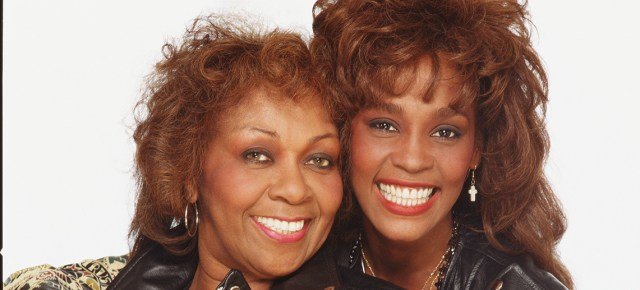 O&A DIVA ALERT!: Whitney and Cissy Houston