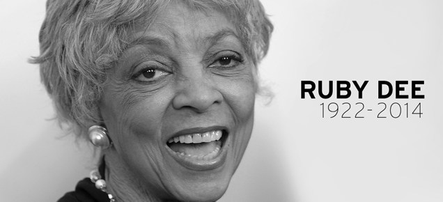 9/20/14 O&A Its Saturday: Ruby Dee Memorial Service Livestream Today 11am