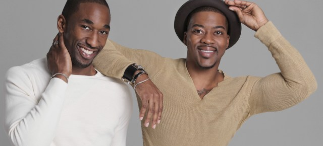 10/2/14  O&A: Interview with Anthony Wayne and Kendrell Bowman- Mighty Real: A Fabulous Sylvester Musical