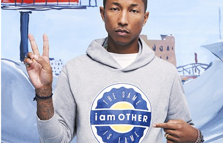 10/16/14 O&A With WaleStylez: Pharrell Williams x Uniqlo UT Fall/Winter 2014 i am OTHER Collection