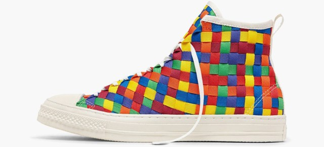 "10/31/14 O&A With WaleStylez: Converse Chuck Taylor All Star ""Color Weave"" Collection"
