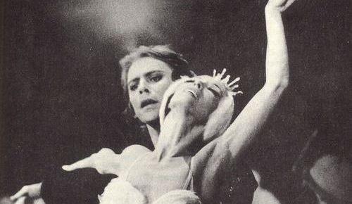 11/14/14 O&A DIVA ALERT: Natalia Makarova and Ivan Nagy- Grand Pas de Deux Act II Swan Lake (1976)