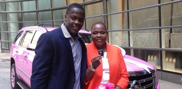12/2/14 O&A Inspirational Tuesday: Teddy Bridgewater- Perseverance , Faith and Family