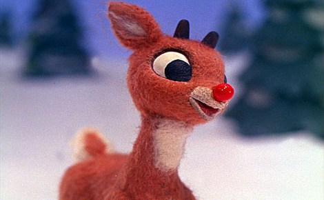 12/15/14 O&A Hollywood Monday: Rudolph The Red Nosed Reindeer