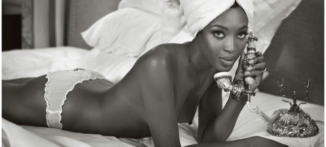 1/3/14 O&A Its Saturday- Anything Goes: NAOMI CAMPBELL – Supermodel