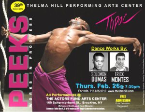 2/24/15 O&A Thelma Hill Performing Arts Center Begins Spring 2015 Season (revised)