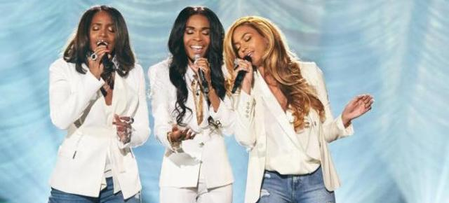 3/31/15 O&A DIVA ALERT: Say Yes- Michelle Williams featuring Beyonce & Kelly At The 2015 Stellar Awards