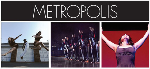 O&A Dance: Gierre Godley/Project 44 Performs Gandy Dancer In Metropolis