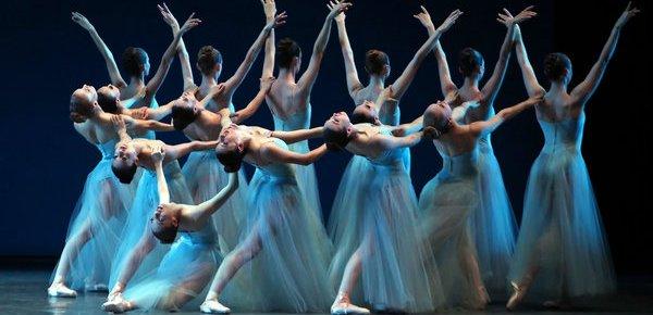 3/27/15 O&A Shall We Dance Friday: Serenade