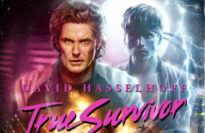 "4/22/15 O&A Music: The ""Hoff"" Is Back- David Hasselhoff – True Survivor"