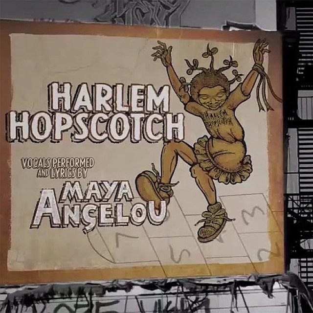 Harlem-Hopscotch-Maya-Angelou
