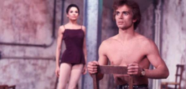5/1/15 O&A Shall We Dance Friday- Encore Performance: Le jeune homme et la mort by Roland Petit (Zizi Jeanmaire & Rudolf Nureyev)- 1966