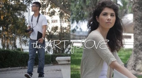 5/11/15 Hollywood Monday: The ART of LOVE