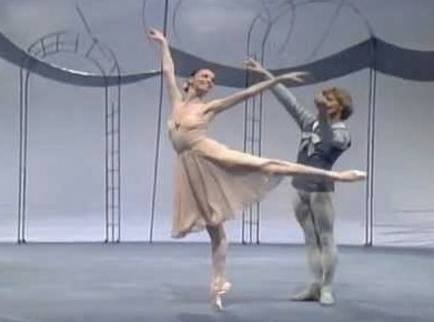 5/22/15 O&A Shall We Dance Friday: Tschaikovsky Pas de Deux – Patricia McBride and Mikhail Baryshnikov