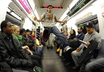 Litefeet: Sound of the Subway' Is a Documentary on New York's Underground Music and Dance