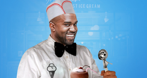6/16/15 O&A With WaleStylez: Kayne West Ice Cream Week- O&A Style