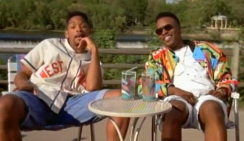 7/23/15 O&A Throwback Thursday: DJ Jazzy Jeff & The Fresh Prince- Summertime