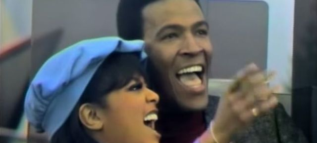 8/20/15 O&A Throwback Thursday: Marvin Gaye and Tammi Terrell- Ain't no Mountain High Enough