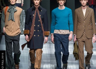 9/12/15 O&A NYC Its Saturday- Anything Goes: Gucci Fall Winter 2015/2016 Menswear Fashion Show