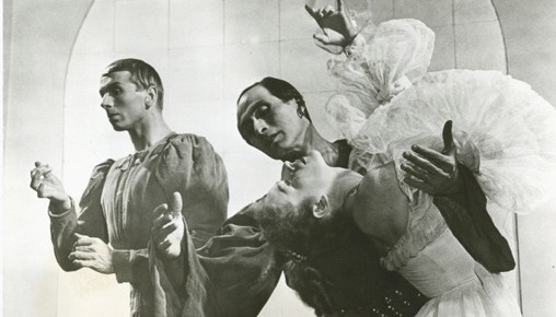 10/9/15 O&A NYC Shall We Dance Friday: Jose Limon- The Moor's Pavane