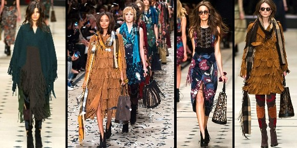 10/10/15 O&A NYC Its Saturday – Anything Goes: Burberry Womenswear Autumn/Winter 2015