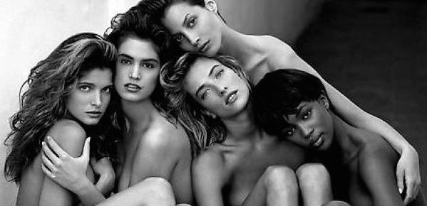 11/19/15 O&A NYC ART: A Video Preview Of The Herb Ritts Supermodel Photography Exhibition