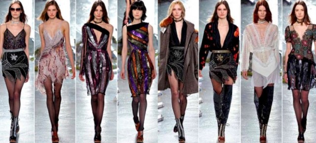 11/7/15 O&A NYC EXTRA Its Saturday- Anything Goes: Rodarte  Fall Winter 2015/2016 Full Fashion Show