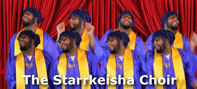 11/10/15 O&A NYC Wildin Out Wednesday: The Starrkeisha Choir!