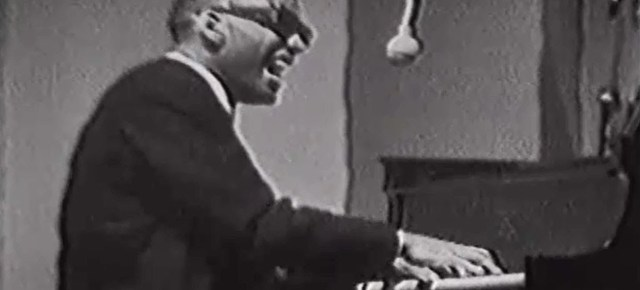 11/15/15 O&A NYC Sunday Afternoon Jazz Concert: Ray Charles – Newport Jazz Festival 1960 (Full Concert)