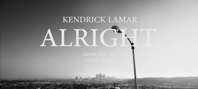 12/8/15 O&A NYC Song Of The Day: Kendrick Lamar – Alright